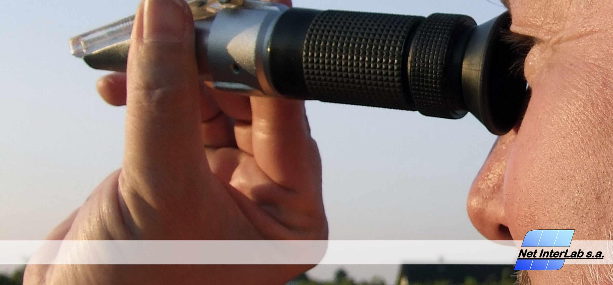 refractómetro