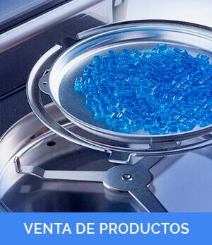 Venta de productos laboratorios
