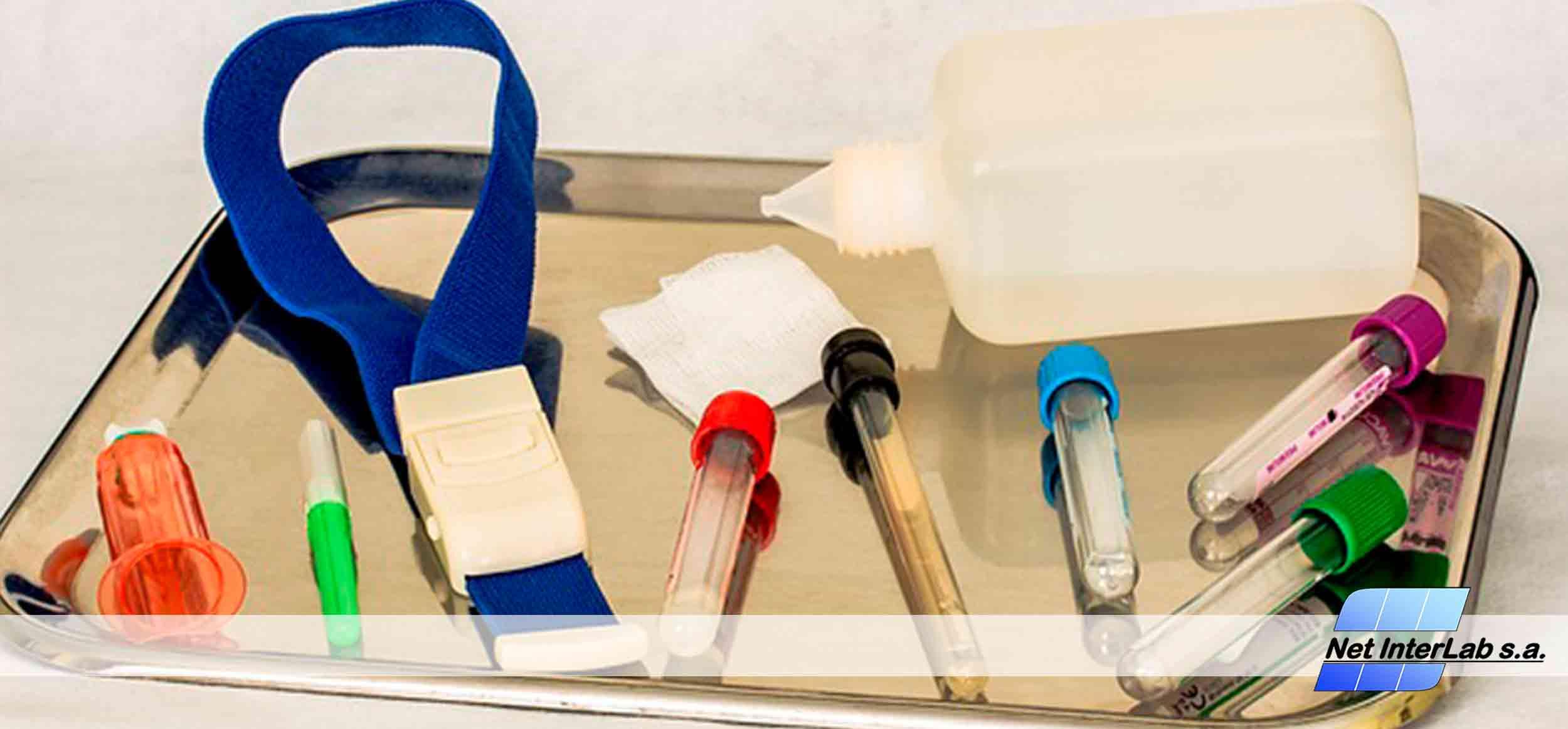 Clasificar instrumentos laboratorio químico Net Interlab